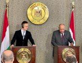 وزير خارجية المجر: مصر تستحق الدعم الأوروبى بعد دورها فى منع الهجرة غير الشرعية