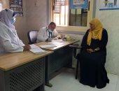 انطلاق أكبر قافلة للعيادات المتنقلة بقرية أبوصوير البلد فى الإسماعيلية