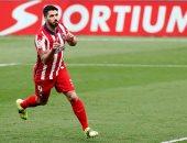 لويس سواريز مهدد بالغياب عن أتلتيكو فى ديربي مدريد