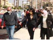 لإحياء مسار العائلة المقدسة.. تطوير الخدمات السياحة بمنطقة مصر القديمة ..صور