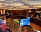 """نائب محافظ الإسكندرية يضع أسس البدء فى تنفيذ مبادرة """"الموازنة التشاركية"""" بمنتزة أول"""