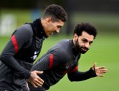 محمد صلاح يتألق بمران ليفربول قبل مواجهة شيفيلد في الدوري الإنجليزي
