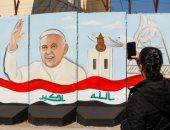 العراق على موعد تاريخي لزيارة الأولى من نوعها لرئيس الكنيسة الكاثوليكية ..ألبوم صور