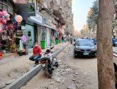 دهان العقارات وإزالة صينية الميدان.. تعرف على خطة تطوير شارع سليمان جوهر بالدقى