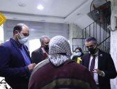 أحمد فتحى نائب تنسيقية شباب الأحزاب ينظم زيارات تفقدية لدور الأيتام