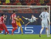 تشيلسي يُسقط أتلتيكو مدريد بهدف رائع لجيرو فى دورى أبطال أوروبا