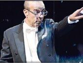 سر أخطر عصاية فى العالم.. المايسترو نادر عباسى: هدفها توجيه الفرقة الموسيقية