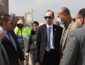 نائب عن تنسيقية الأحزاب يتفقد مشروعات التطوير بشارع أحمد عرابي وتوسعة الدائري