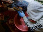 محافظ كفر الشيخ يوجه بنقل مسن بلا مأوى لدار رعاية بالورق