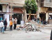 شاهد شارع سليمان جوهر بالدقى بعد أكبر حملة لإزالة التعديات