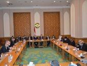 نائب وزير الخارجية لشئون أفريقيا يطلع سفراء بالقاهرة على مستجدات ملف سد النهضة