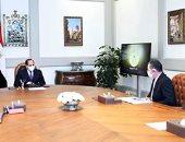 الرئيس السيسي يتابع برامج وزارة التضامن الاجتماعى الخاصة بالتنمية المجتمعية