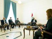 وفد الهيئة العامة للاستثمار يبحث مع الكاظمى تسهيل دخول الشركات المصرية للعراق