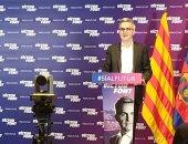 مرشح رئاسة برشلونة : خطتنا إعادة الجماهير لكامب نو ودور تشافي كبير