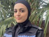 إنجلترا تسعى لضم النساء المسلمات لجهاز الشرطة عن طريق حجاب تجريبى