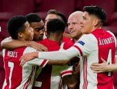 تأهل أياكس وفياريال وجلاسكو رينجرز لدور الـ 16 من الدوري الأوروبي.. فيديو