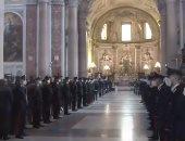 تشييع جثمان سفير إيطاليا ضحية الهجوم المسلح فى الكونغو الديمقراطية