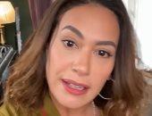 """هند صبرى تعلن تغيير اسم مسلسلها لـ """"البحث عن علا"""".. فيديو من كواليس العمل"""