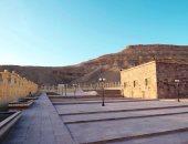 وزير الآثار يفتتح مقابر الحواويش بأخميم بعد تطويرها بتكلفة 9 ملايين جنيه.. فيديو وصور