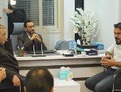 """منتج"""" آل هارون"""" ينفي رسميا انضمام الفنانة شيما الحاج إلى أسرة الفيلم"""