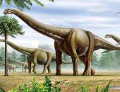 فريق من العلماء الأمريكيين يكشف أسرار عصر الديناصورات