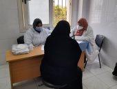 علاج 1282 مريضا مجانا فى قافلة الصحة إلى قرية أبيس الثامنة بالإسكندرية