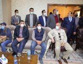 وزير السياحة يلتقى أعضاء مجلسى النواب والشيوخ بسوهاج