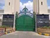 الخشت يعلن تركيب 4770 شاشة وريسيفرات بغرف المدن الجامعية بالقاهرة