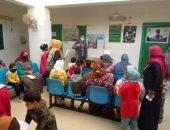 الكشف على 1600 مريض خلال قافلة متعددة التخصصات بمركز أبو حمص فى البحيرة