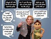 بحب شاب عنده 28 سنة.. أبرز تصريحات شيرين رضا مع أبلة فاهيتا.. إنفوجراف