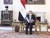 الرئيس السيسي يشيد بالجهود الكويتية نحو المصالحة ويؤكد دعم مصر للتضامن العربى