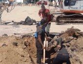 تعرف على مشروع إحلال وتجديد شبكات الصرف والمياه بكورنيش أسوان × 11 معلومة