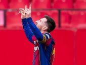 أخبار ميسي اليوم .. ماذا قدم البرغوث الموسم الحالي قبل مواجهة برشلونة ضد إشبيلية؟