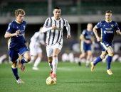يوفنتوس يواصل نزيف النقاط في الدوري الإيطالي بتعادل مخيب ضد فيرونا.. فيديو
