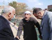 السكرتير العام للإسماعيلية يتفقد محطة معالجة صرف صحى مدينة أبوصوير.. صور