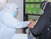 انطلاق الحملة القومية للتطعيم ضد مرض شلل الأطفال بالمحافظات.. صور