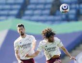 ماذا قدم محمد النني فى مباراة ليستر سيتي ضد آرسنال بالدوري الإنجليزي؟