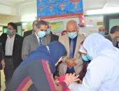 721 ألف طفل مستهدف للتطعيم ضد شلل الأطفال بالغربية