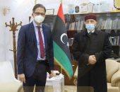 رئيس البرلمان الليبى يطالب بضرورة التمثيل العادل للأقاليم فى تشكيل الحكومة