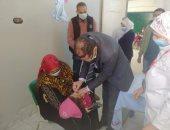 """""""صحة الوادى الجديد"""" تستهدف تطعيم 38696 طفلا ضد مرض شلل الأطفال"""