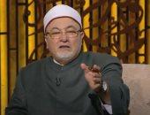 خالد الجندى: اللهم احفظ لنا نيلنا وأمن بلادنا