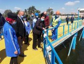 محطة مياه القناطر الخيرية تجتاز اختبارات شهادة التنمية الفنية المستدامة