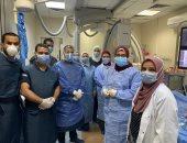 """قسطرة قلبية تنقذ حياة 9 أطفال بـ""""مستشفى طنطا التعليمى"""" بالمجان"""