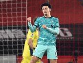 شيفيلد يونايتد ضد ليفربول.. جونز يهدي هدفه إلى أليسون