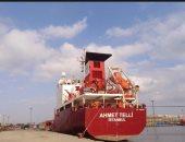 شحن 3 آلاف طن صودا كاوية وتداول 23 سفينة بموانئ بورسعيد