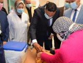 محافظ الدقهلية يدشن حملة التطعيم ضد مرض شلل الأطفال: نستهدف مليون طفل