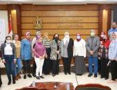وزيرة التضامن: مصر تولى أهمية خاصة للاجئين