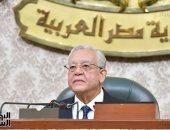 """رئيس النواب يطالب أعضاء المجلس الالتزام بـ""""الكمامة"""" والتباعد لمواجهة كورونا"""