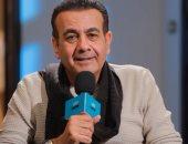 """أسامة منير ينتهي من تصوير حلقة فى برنامج """"لايت شو"""" على الحياة"""