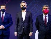 مرشحو انتخابات برشلونة يدعمون الفريق أمام إشبيلية في كأس إسبانيا
